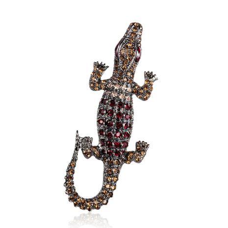 Aleación de tachas de animales de la mujer Danrun joyas Broches NHDR124843's discount tags