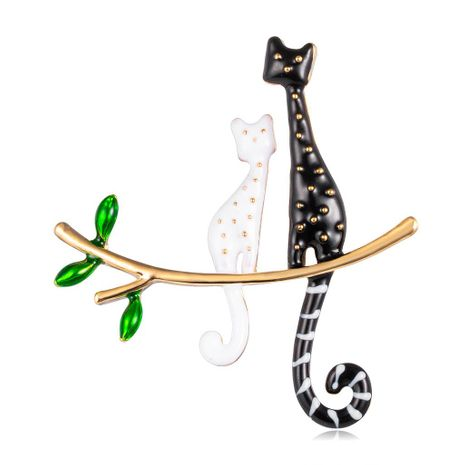 Womens Animal Dropper Alloy Cute Brooches NHDR124862's discount tags
