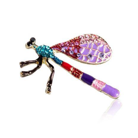 Broches de aleación de aceite de insecto de mujer Broches NHDR124867's discount tags