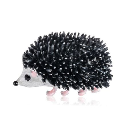 Female animal drip alloy animal Brooches NHDR124880's discount tags