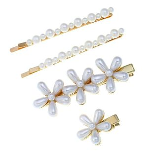 Womens geometric plating alloy Hair Accessories NHVA124887's discount tags