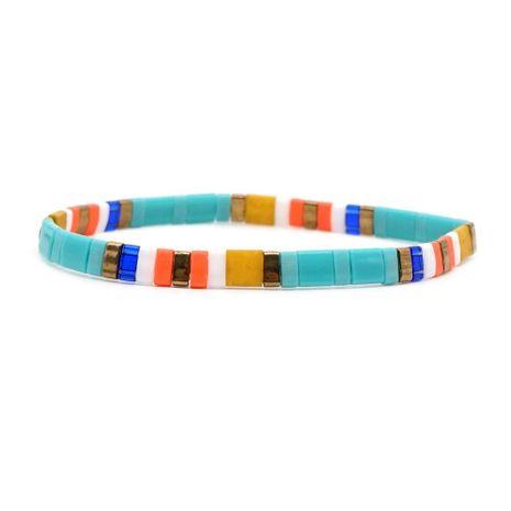Womens Square miyuki tila beads Bracelets & Bangles NHGW124917's discount tags