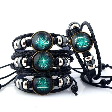 Vintage hand-woven beads Unisex Constellation Cortex Bracelets & Bangles NHPK124953's discount tags