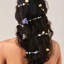 Womens Geometric Software Hair Accessories NHJJ124946