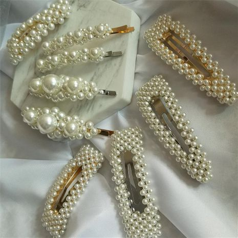 Womens White Rabbit Love Geometric Beads Beads Accessories JJ190505120234's discount tags