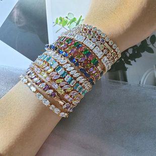 Womens geometric alloy Bracelets & Bangles JJ190505120252's discount tags