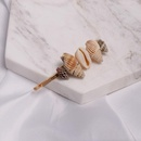 Womens Geometric Conch Shell Beads Conch Hair Accessories JJ190505120187