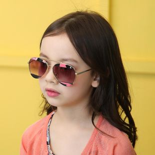UV protection child girl boy sunglasses FY190506120315's discount tags