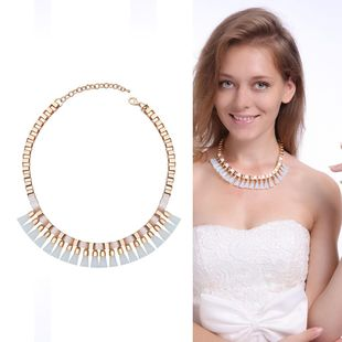 Womens other electroplated alloy Necklaces XS190506120383's discount tags
