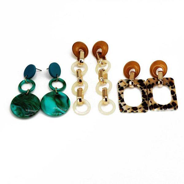 Womens Fashion cold wind  Earrings OM190506120425