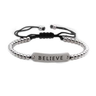 Fashion Letter DIY beaded weave steel Bracelets & Bangles YL190506120482's discount tags
