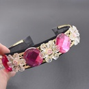 Womens Crown Plating Alloy Hair Accessories NT190506120412