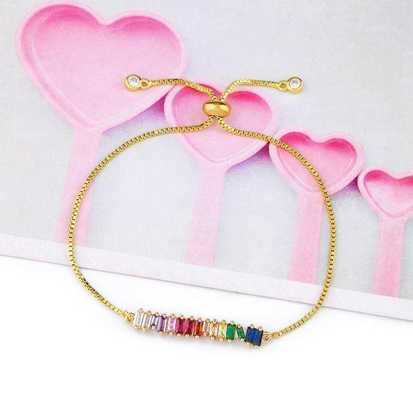 Womens Geometric Micro-Inlay Alloys Bracelets & Bangles NHAS120518