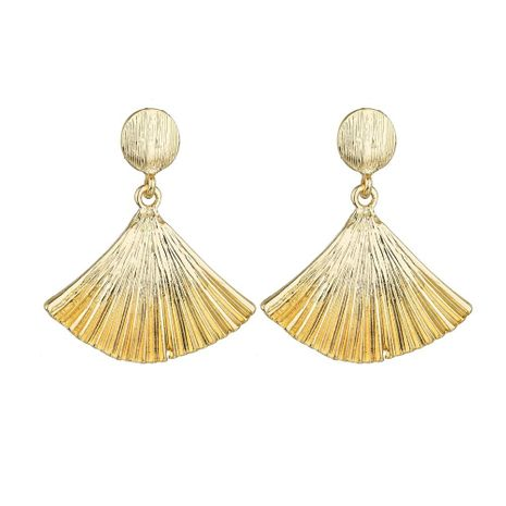 Womens Fashion creativity Electroplating Alloy Earrings NHBQ120663's discount tags