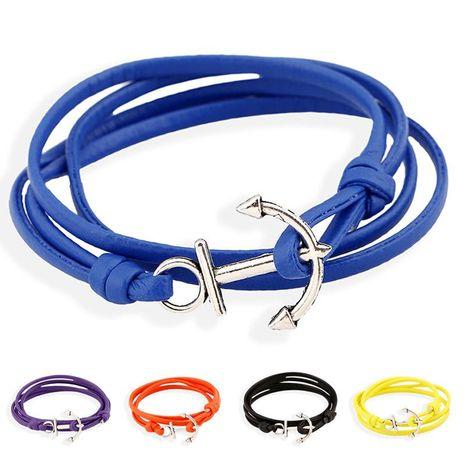 Unisex geometric artificial leather Bracelets & Bangles NHPK120785's discount tags