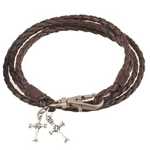 Unisex geometric artificial leather hand made  Bracelets & Bangles NHPK120786's discount tags