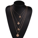 Womens other electroplated alloy Necklaces NHMD120713