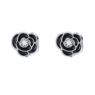 Womens Small and exquisite tower magnet Irregular Magnets Earrings NHGO125186's discount tags
