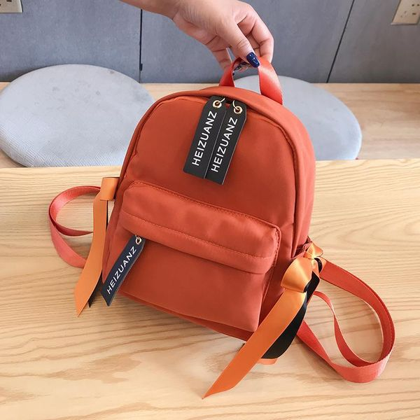 Wild Oxford cloth personality brand small fresh casual small backpack NHPB125189