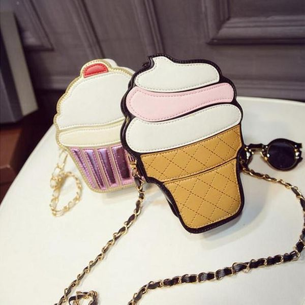 Fashion ice cream cake bag casual bag NHXC125197