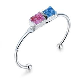 Womens geometric natural stone Bracelets & Bangles NHGO125198