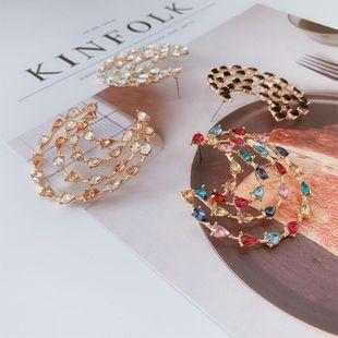 Womens Geometric Acrylic Earrings NHJE126457's discount tags
