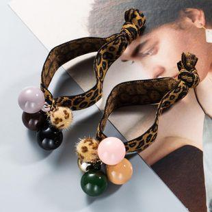 Womens Geometric Handmade Elastic Band Hair Accessories NHJE126710's discount tags