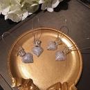 Womens Fashion Crown Love Micro Zircon Earrings NHWK127218