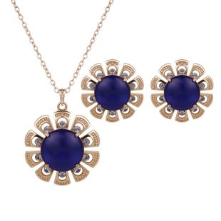 Womens Rhinestone Alloy Jewelry Sets NHXS127421's discount tags