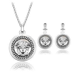 Unisex Plating Alloy luxurious Jewelry Sets NHXS127422's discount tags