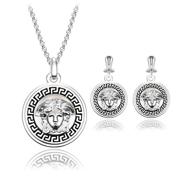 Unisex Plating Alloy luxurious Jewelry Sets NHXS127422