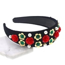 Womens Crown Plating Alloy Hair Accessories NHNT127348