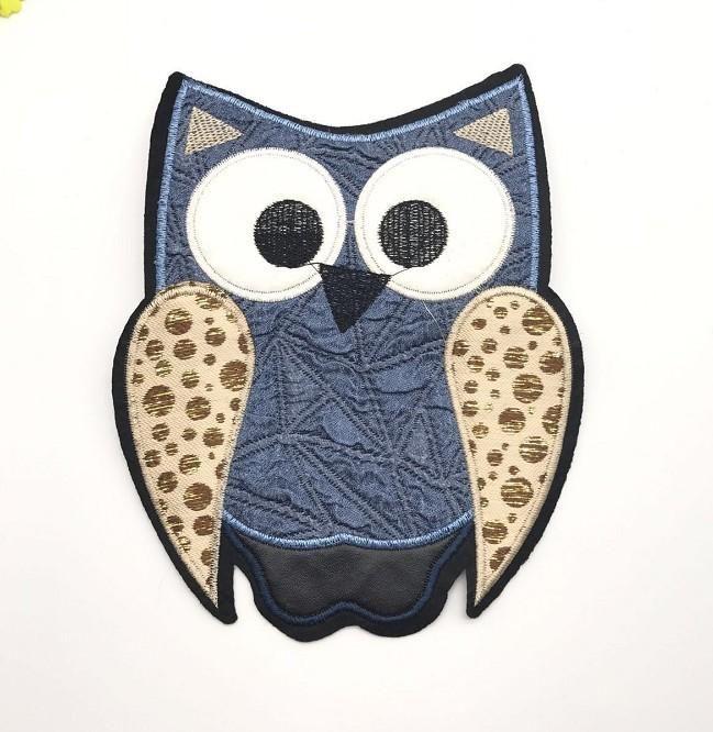 Owl cloth patch accessories NHLT127487