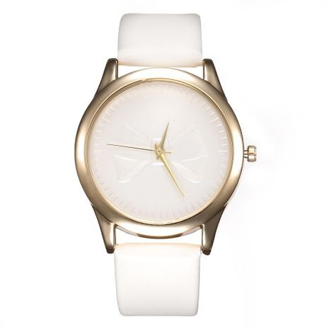 Simple scale bow belt watch NHHK127537's discount tags