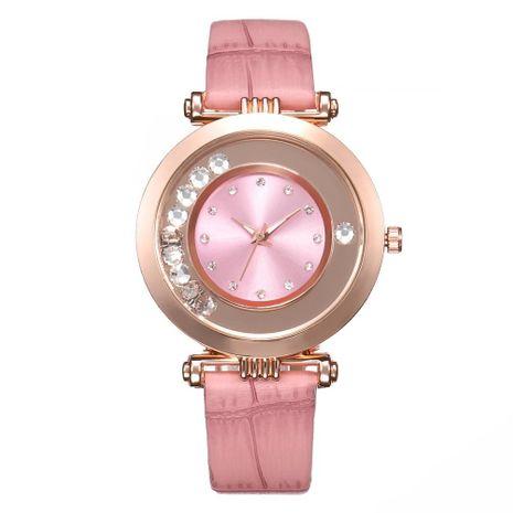 Fashion luxury ladies simple scale belt quartz watch NHHK127557's discount tags