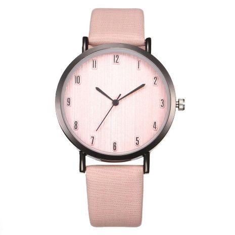 Simple female digital dial quartz watch NHHK127565's discount tags