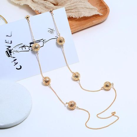 Womens Geometry Electroplating Alloy Earrings NHJJ127718's discount tags