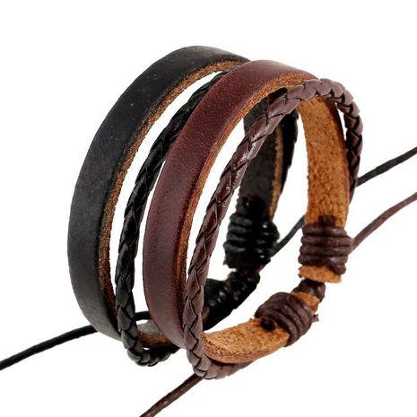 Fashion Hand-woven head layer Bracelets & Bangles NHPK127783's discount tags