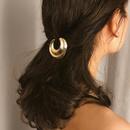Womens Star  Moon Plating Alloy Hair Accessories NHXR127897