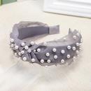 Wild mesh fashion beads headband NHOU128496