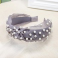 NHOU87285-Grey-pearl-headband