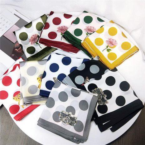 Verano ins viento salvaje decoración literaria coreana pequeña bufanda NHMN129767's discount tags