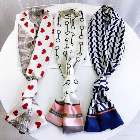 Corea salvaje bufanda de doble cara decorativo moda corbata mantón NHMN129789's discount tags