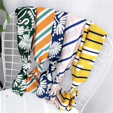 Mujer salvaje primavera y otoño estrecho mantón de corbata de doble cara NHMN129791's discount tags
