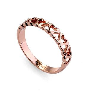 Beautiful and simple hollow ring NHLJ130002's discount tags