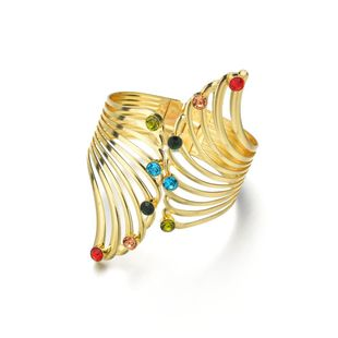 Womens Wings with Rhinestone Alloy Bracelets & Bangles NHBQ125345's discount tags