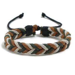 Fashion Simple hand weaving Bracelets & Bangles NHPK125411's discount tags