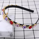 Womens constellation plating alloy Hair Accessories NHNT125287