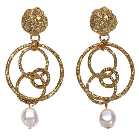 Womens Beads Ring Beads Earrings NHJQ125520's discount tags