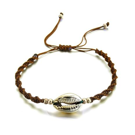 Womens Shell Plating Alloy Bracelets & Bangles NHGY125615's discount tags
